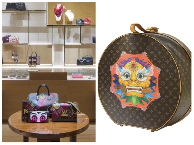 在古都遇見Louis Vuitton